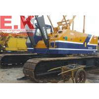 Buy cheap 50ton Japanese kobelco crawler crane track crane (7055) from Wholesalers