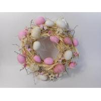 Buy cheap Easter wreath,easter decoration,easter gifts,easter ornament,garden decoration,holiday decorations from Wholesalers
