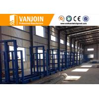 Buy cheap One Key Control Eps Sandwich Panel Production Line High Output from Wholesalers