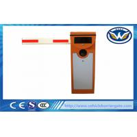 China IP44 Automation Driveway Barrier Gates More Than 5 Millions Operation Times on sale