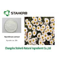 Buy cheap Pyrethrum Extract / Concentrated Plant Extract 10% - 40% Purity CAS NO 8003-34-7 from wholesalers