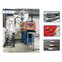 Buy cheap Waxed Cotton Rope Plastic Injection Moulding Machine With Hot Stamping / Crusher from Wholesalers