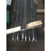 Buy cheap Carbon Steel Square H Fin Tube Boiler Parts DIN17175 ST35.8 SMLS Material from wholesalers
