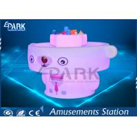 Buy cheap Flashing Beach Play Plastic Candy Bear Sand Table Amusement Game Machines from Wholesalers