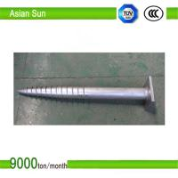 Quality Galvanized Steel Ground Screw for sale
