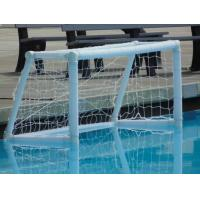 Quality Inflatable Portable Water Polo Goal, Inflatable Water Park Games wholesale