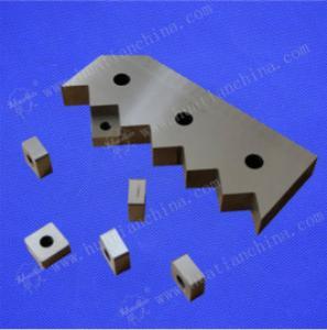 Plastic Crusher Cutter Industry Machine Blades