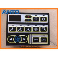 Buy cheap VOE14590052 VOE14631179 Excavator Air conditioner Controller Switch Panel Applied To Volvo EC140B EC210B EC240B EC290B from wholesalers