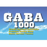 Buy cheap Increasing Growth Hormone Sports Nutrition Supplement Gaba  Capsule from Wholesalers