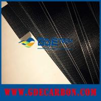 Buy cheap 1.6mm carbon fiber sheet from Wholesalers