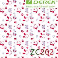 ZC202 Bubble Free Digital Printing Doodle Film / Graffiti Sticker Bomb for Car Wrapping