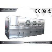 Buy cheap High Speed 5 Gallon Water Filling Machine Plastic Bottle Juice Filling Line from wholesalers
