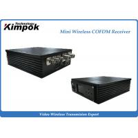 Buy cheap Car Portable COFDM Receiver Small Wireless Video Receiver 300MHz-900MHz from wholesalers