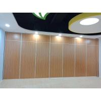 Buy cheap MDF Top Gypsum Board Movable Acoustic Partition Wall For School Classroom from wholesalers