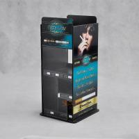 Buy cheap E - cigarettes Acrylic Display Stands More compartments Printing Full Color Logo from wholesalers