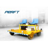 China The Double 50t Running Rail Detection Railroad Speeder Cars For Scanning Steel Rails on sale