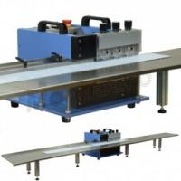 Buy cheap Adjustable Speed V Cut Pcb Separator Machine For Led Tube , Alumnium Pcb Depaneing Machine from Wholesalers