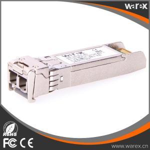 Buy cheap Excellent Brocade C20-C59 10G DWDM SFP+ 100GHz 80km module from wholesalers