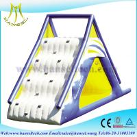 China Hansel Commercial Grade Inflatable Water Iceberg Climbers For Water Park on sale