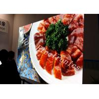 Buy cheap Indoor Led Advertising Screen P2 Small Pixel Pitch LED Screen 5000Hrs MTBF from Wholesalers