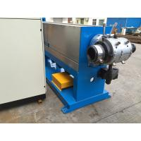 China 100mm Outdoor Cable Extruder Machine with PLC system Simens Motor on sale