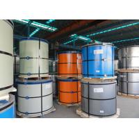 Buy cheap Hot Dipped Prepainted Galvanized Steel Coil For Steel Shutter Door from Wholesalers