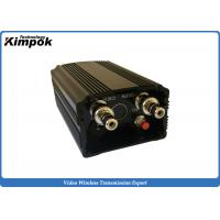 Buy cheap Long Range AV Wireless Transmitter with 2000mw FM Video Transmitter and Receiver 2-5km LOS from wholesalers