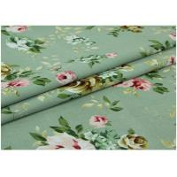 Buy cheap High Pure Woven Inkjet Cotton Canvas Fabric Excellent Ink Absorption from Wholesalers