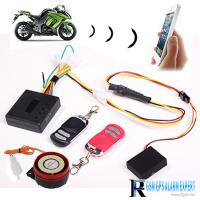 Buy cheap SIM card motorcycle alarm ,RF GSM Vehicles Tracker / Locator and Alarm , Quad band(RF-V10) from Wholesalers