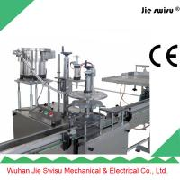 Buy cheap CJXH-2800C Fully-automatic PU FOAM aerosol filling machine from Wholesalers