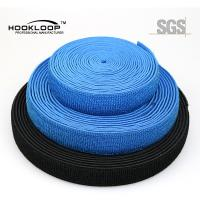 Quality Strong Stretch Elastic Hook And Loop Strap Velcro Adhesive Strips Cool Resistance wholesale