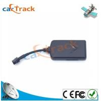 Buy cheap Wide Input Voltage Mini GPS  Motorcycle Tracker 2G With Mobile Phone APP from Wholesalers