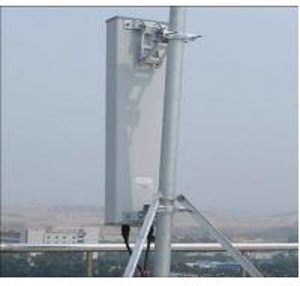 Buy cheap 14.5dbi Gain GSM High Density Flat Panel Antenna Vertical 15° / Horizontal 65° from wholesalers
