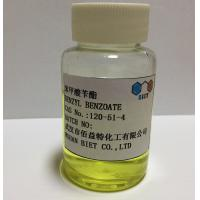 Buy cheap Benzyl Benzoate, Textile Auxiliary Industry, Plasticizer, Pharmaceutical Industry from Wholesalers