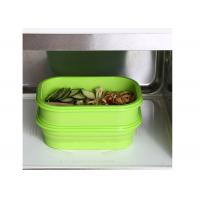 Buy cheap Square Oven Safe Food Storage Containers Heat Resistant Unbreakable Customized Color from Wholesalers