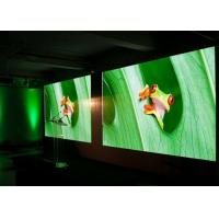 Buy cheap Refresh SMD1515 Led Advertising Display P1.9 For Indoor Architectures from wholesalers