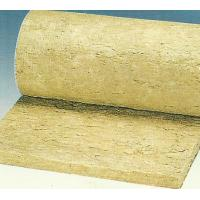 Quality Industrial Yellow Rockwool Insulation Blanket Sound Absorption Non-Combustible wholesale