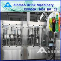 Buy cheap 5KW Rotary Beverage Filling Machine For Cola / Sprite 250ml - 2500ml from Wholesalers