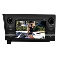 Buy cheap Toyota Tundra Car DVD Player with GPS Navigation Bluetooth USB from Wholesalers