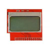 Buy cheap 84 * 48 Electronic Components Mini Screen Module 32g Net Weight For Students from wholesalers