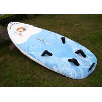Buy cheap PVC High Flotation Windsurfing Accessories EVA with Double Fin Slot Windsurfing Board from Wholesalers