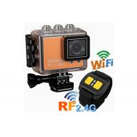 Buy cheap CE / ROHS FHD DV Extreme Sports Camera Recorder / Digital Video Drift Action Cameras from Wholesalers