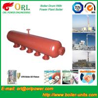 Buy cheap Condensing Boiler Equipment Pressure Drum Low Fuel Non Pollution from wholesalers