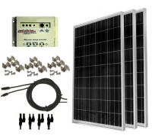 Buy cheap 100 watt solar panel kit Solar Power Backup Generator For emergency electricity from Wholesalers
