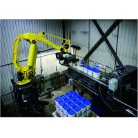 Buy cheap Horizontal Robots / Robotic Palletizing System Single Column For Big Bags / Barrels from Wholesalers