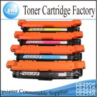 China High Quality Toner Cartridge CB250A Series for HP Printer 3530 3525 on sale