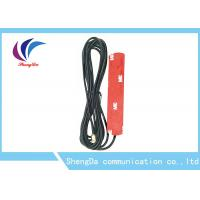 Buy cheap 3 dBi Adhesive Mount 4G LTE Patch Antenna SMA Male Connector Wide Band from Wholesalers
