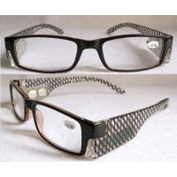 Buy cheap PC Frame Led Lighted Reading Glasses Meet CE Starand  BP-4466 from Wholesalers