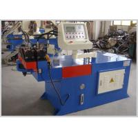 Buy cheap High Speed Automatic Pipe Bender , Microcomputer Control Cnc Tube Bending Machine from wholesalers