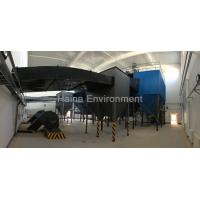 Buy cheap Multi Cyclone Dust Collector With Carbon Steel Outside Granite Inside from wholesalers